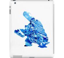Mega Blastoise used Hydro Pump iPad Case/Skin