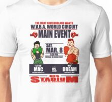 Punch Out!!! Fight Night Unisex T-Shirt