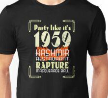 Happy New Year! 1959 - Bioshock Unisex T-Shirt