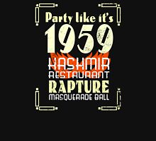 Happy New Year! 1959 - Bioshock Unisex T-Shirt