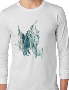 Mega Gyrados used Surf Long Sleeve T-Shirt