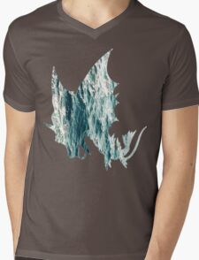 Mega Gyrados used Surf Mens V-Neck T-Shirt