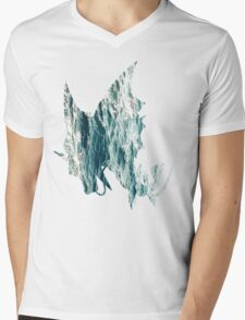 Mega Gyrados used Surf Mens V-Neck T-Shirt