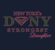 DSNY Daughter One Piece - Short Sleeve