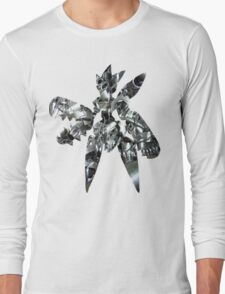 Mega Scizor used Bullet Punch Long Sleeve T-Shirt