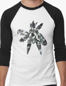 Mega Scizor used Bullet Punch Men's Baseball ¾ T-Shirt
