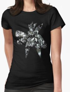 Mega Scizor used Bullet Punch Womens Fitted T-Shirt