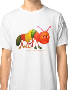 Happy Caterpillar  Classic T-Shirt