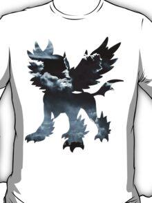 Mega Absol used Feint Attack T-Shirt