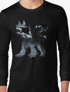 Mega Absol used Feint Attack Long Sleeve T-Shirt