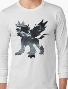 Mega Absol used Feint Attack Long Sleeve T-Shirt