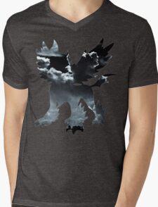 Mega Absol used Feint Attack Mens V-Neck T-Shirt
