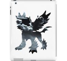 Mega Absol used Feint Attack iPad Case/Skin