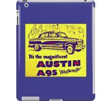 Austin Rocks! iPad Case/Skin