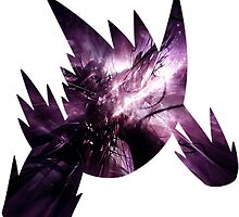 Mega Gengar used Shadow Ball by Gage White