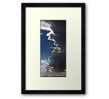©HCS Iridiscent Cloud IIA Framed Print