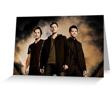 Team Free Will Card Greeting Card