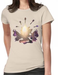 Mega Alakazam used Future Sight Womens Fitted T-Shirt