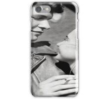 August and Hazel - tfios iPhone Case/Skin