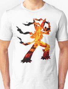 Mega Blaziken used Blast Burn Unisex T-Shirt
