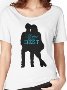 Mother Knows Best Women's Relaxed Fit T-Shirt