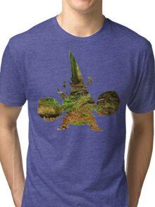 Mega Heracross used Megahorn Tri-blend T-Shirt