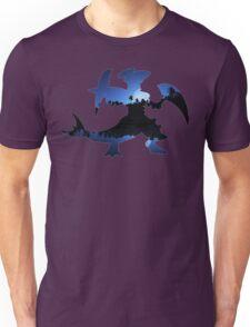Mega Garchomp used Night Slash Unisex T-Shirt