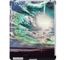 Early Morning Halo and Sundogs iPad Case/Skin