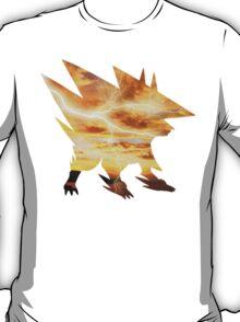 Mega Manectric Thunder Wave T-Shirt