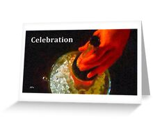 Celebration Greeting Card