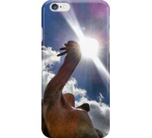 And the Angels Reached For Heaven iPhone Case/Skin