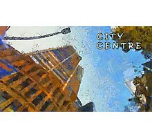 City centre Photographic Print