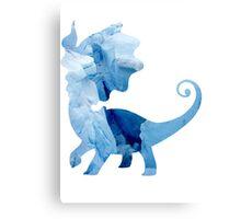 Aurorus used Icy Wind Canvas Print