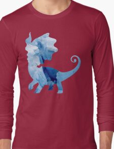 Aurorus used Icy Wind Long Sleeve T-Shirt