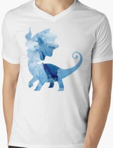 Aurorus used Icy Wind Mens V-Neck T-Shirt