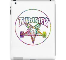 Thrasher iPad Case/Skin