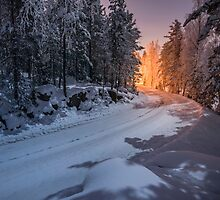 Follow The Light by Mikko Lagerstedt
