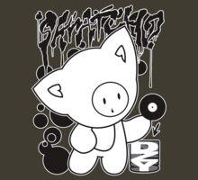 Cat Skratch Graf by DZYNES