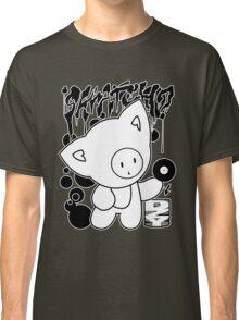 Cat Skratch Graf Classic T-Shirt