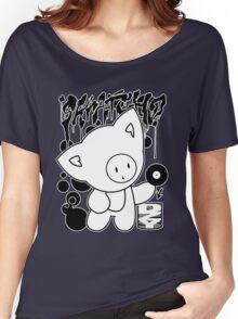 Cat Skratch Graf Women's Relaxed Fit T-Shirt