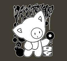 Cat Skratch Graf Unisex T-Shirt
