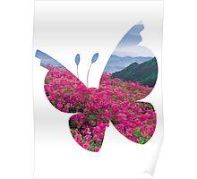 Vivillion used Sweet Scent Poster