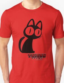 Trigun Cat T-Shirt