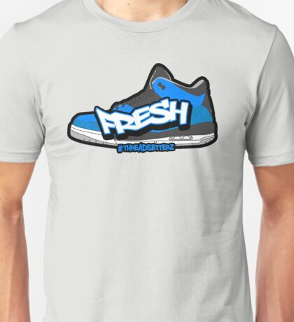 Powder Blue Fresh 3 Unisex T-Shirt