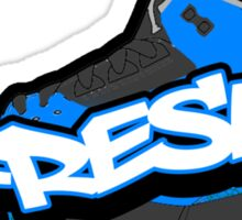 Powder Blue Fresh 3 Sticker