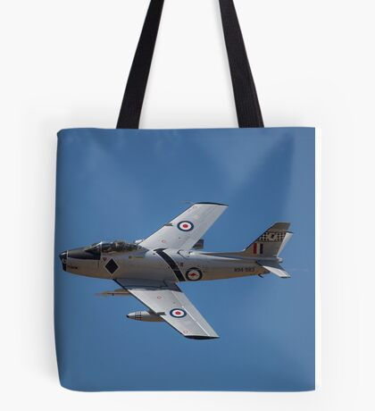 Historic Jet Tote Bag