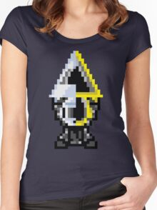 The DaftForce Women's Fitted Scoop T-Shirt