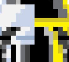 The DaftForce Sticker