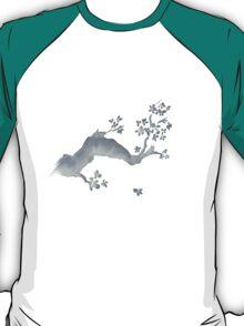 Cherry tree negative T-Shirt