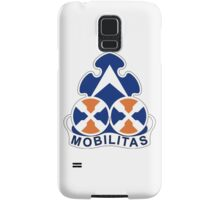 19th Aviation Battalion - Mobilitas - Mobility Samsung Galaxy Case/Skin